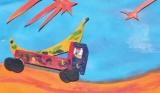 Отправляясь на войну против грузовика с бананами